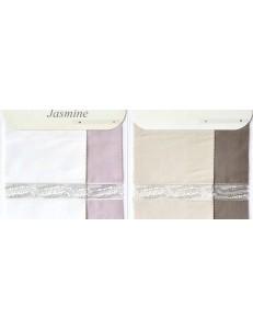Completo lenzuola letto matrimoniale Jasmine Blumarine Home