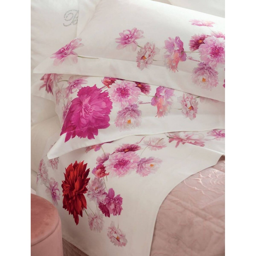 Completo lenzuola letto matrimoniale Fabienne Blumarine Home