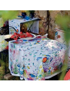 Tovaglia Belize Tessitura Toscana Telerie