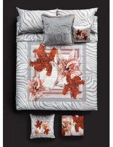 Trapuntino/Quilt Zebra Bloom Roberto Cavalli