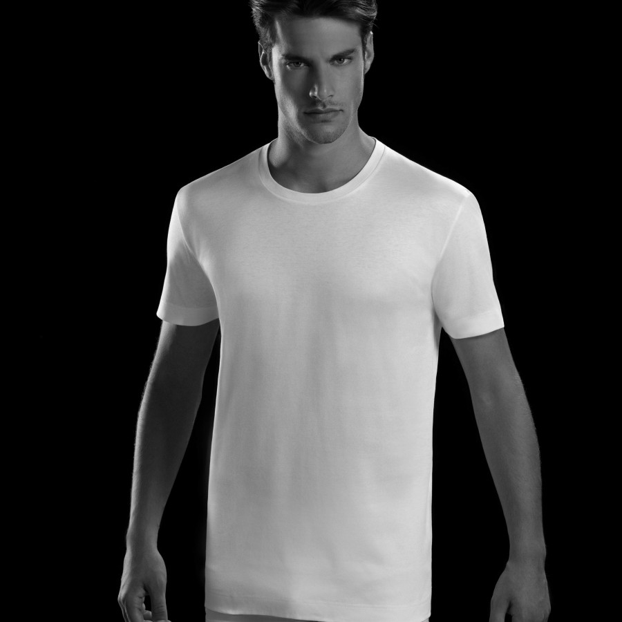T-shirt girocollo uomo Julipet