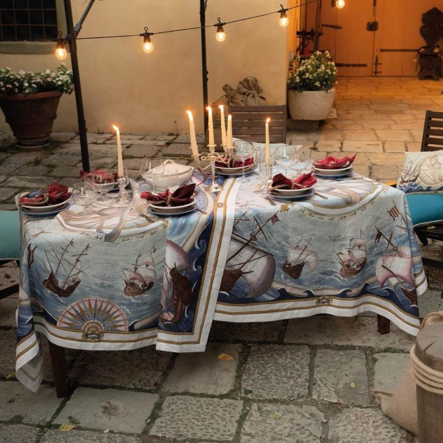 Tovaglia Bounty Tessitura Toscana Telerie