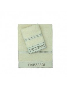Set spugna 1+1 Ribbon Trussardi