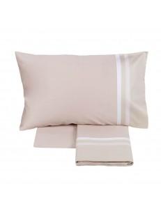 Completo lenzuola letto matrimoniale Kubric 60 Fazzini