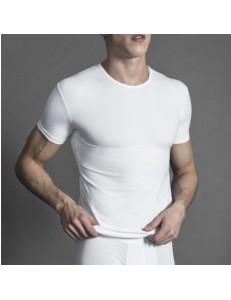 T-shirt girocollo uomo Perofil