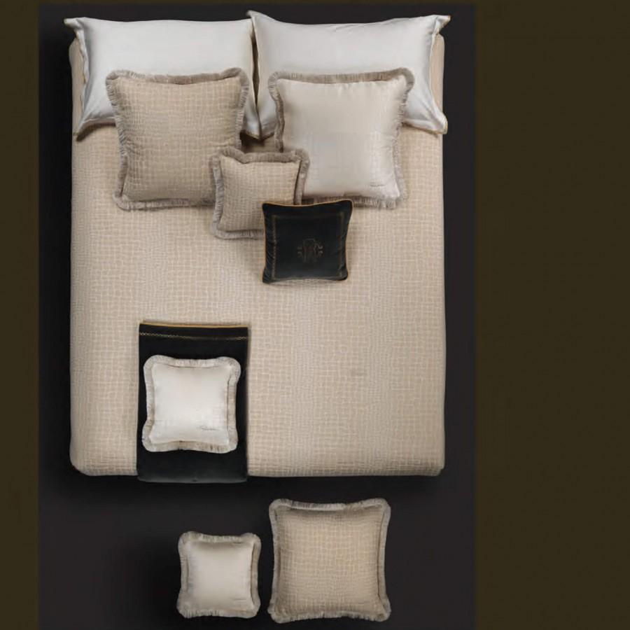 Completo lenzuola letto matrimoniale Cocco Roberto Cavalli