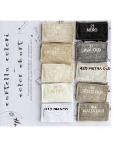 Tovaglietta in puro lino con pizzo Farnese Arte Pura
