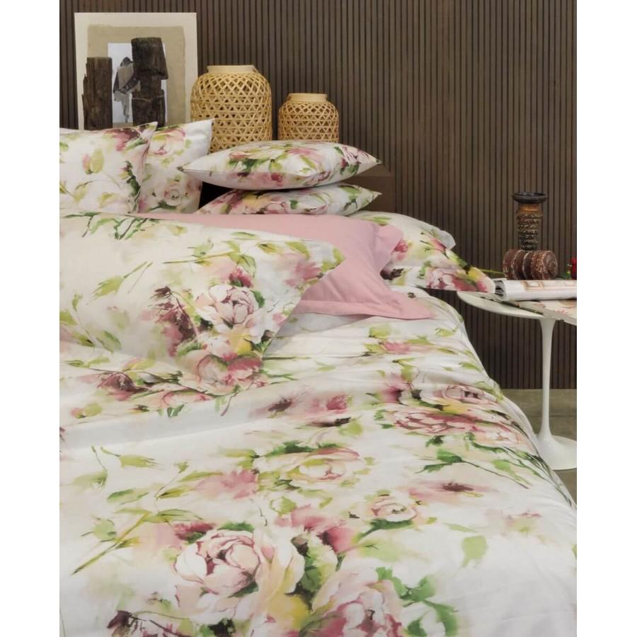 Completo lenzuola letto matrimoniale Diane Svad Dondi