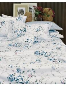 Completo lenzuola letto matrimoniale Classic Rose Svad Dondi