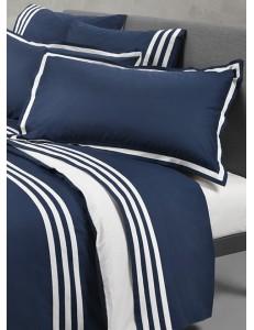 Completo lenzuola letto matrimoniale Hilton Mirabello
