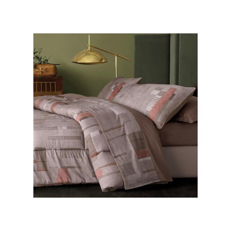 Completo lenzuola letto matrimoniale Mida Somma