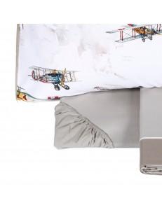Completo lenzuola 1 piazza e ½ Volo Fazzini